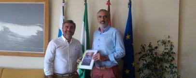 Reunión de AEHCOS con el Circulos de Empresarios de Torremolinos