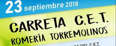 El próximo domingo 23 de septiembre tenemos la Romería de Torremolinos