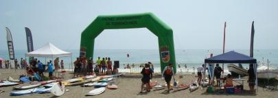 CET colabora con el I Summer Sup Race Torremolinos
