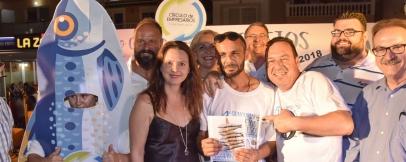 Alberto Corredera Fernández gana el 4º Concurso de Espetos de la Costa del Sol