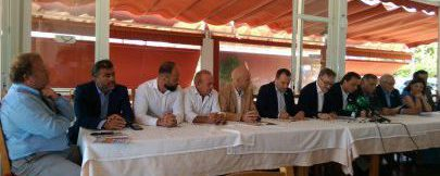 El CET firma adhesión a la candidatura 'espeto de sardina' Patrimonio Inmaterial