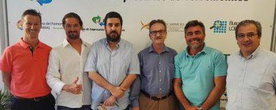 El Círculo de Empresarios se reunió con Antonio Carrillo, presidente Carta Malacitana
