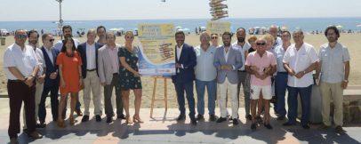 Presentación del 4º Cartel del Concurso de Espetos Ciudad de Torremolinos