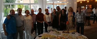 Gracias a Amber Plaza y Ksenia por la magnifica acogida en su inauguración