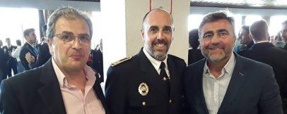 El CET acude como invitado al dia del patron de la policia nacional