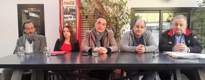 CET asiste a la reunion con el Ayuntamineto y comerciantes de la Plaza Costa del Sol