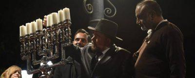 El CET asistió a la festividad de las luminarias y entrega de los ll Premios Jánuca