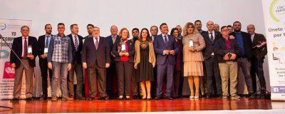 El CET rindió su particular homenaje a empresarios y comerciantes de la localidad