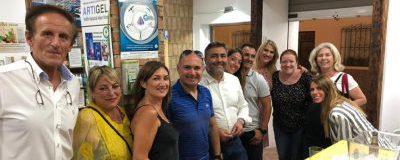 El CET asiste a una charla de su socio Andaloes Aloe Vera sobre nutrición