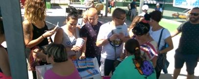 El Círculo participa en los XVIII Fiesta de los Juegos de Torremolinos