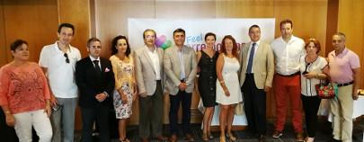 """""""Feel Torremolinos"""" plan presentado por el circulo de empresarios"""