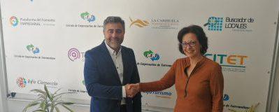 UPTA Andalucía y el CET firman acuerdo para mantener informados a los autónomos