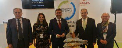 El CET presenta en Fitur la quinta edición del Concurso de Espetos de la Costa del Sol
