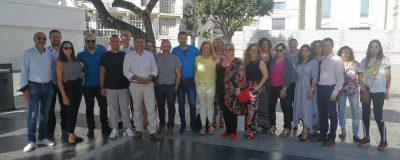 El Círculo de Empresarios de Torremolinos  presenta su nueva junta directiva
