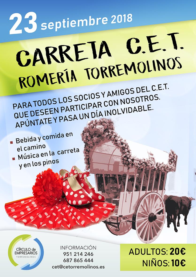 Romeria Torremolinos 2018