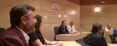 Círculo de Empresarios se reune con representantes de la Cámara Argentina