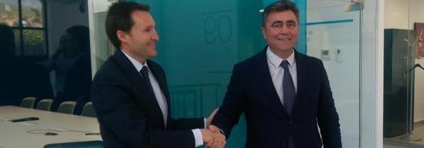Acuerdo marco entre el Círculo y Aguas de Torremolinos