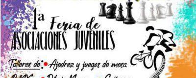 1ª Feria de ASOCIACIONES JUVENILES DE TORREMOLINOS