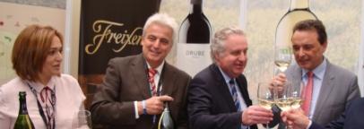Círculo de Empresarios asiste a la Feria del Vino de Torremolinos