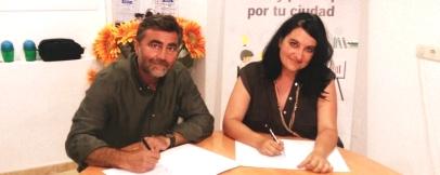 El Círculo ha firmado un convenio con el AMPA del Colegio Benyamina