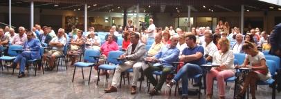 El CET asiste a la Jornada de Participación Ciudadana en el Palacio de Congresos