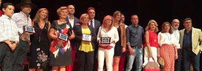 La carreta del CET gana el premio a la mas animada en la Romería de San Miguel