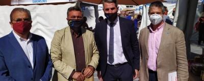 El CET asiste a la inauguración del Mercado «Sabor a Málaga» en Torremolinos