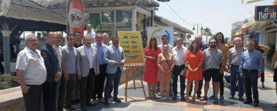 Presentación Cartel de «V Concurso Espetos Cuidad Torremolinos»
