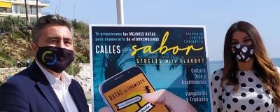 """Presentamos """"Calles con Sabor"""" con la Delegada de Turismo, Nuria Rodriguez"""