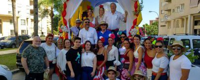El Circulo  de Empresarios participa un año mas en la Romeria de San Miguel